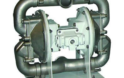 Sandpiper Pumps – The Right choice for Kecol Food Processing Pumps
