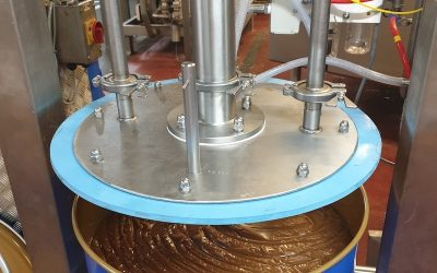 Diaphragm Pumps in the Food Processing Industry
